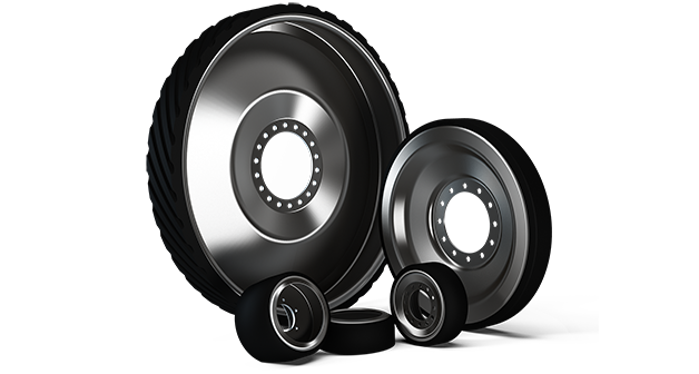 CAMSO Undercarriage Wheels